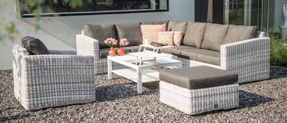 Lounge-Möbel für den gemütlichen Abend   vom Gartenmöbel-Fachhändler