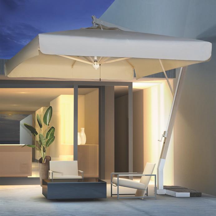 sonnenschirm scolaro milano braccio 3 5x3 5 ampelschirm. Black Bedroom Furniture Sets. Home Design Ideas