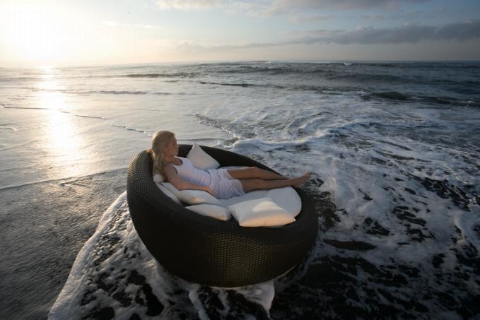 Design-gartenmöbel - Gartenmöbel-onlineshop Design Gartenliegen Relaxen Freien