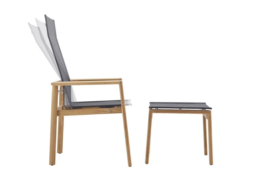 gartenstuhl solpuri safari hochlehner stapelbar. Black Bedroom Furniture Sets. Home Design Ideas