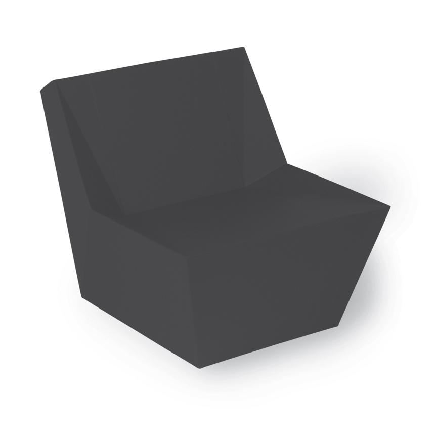 Garten Lounge Sessel Kunststoff
