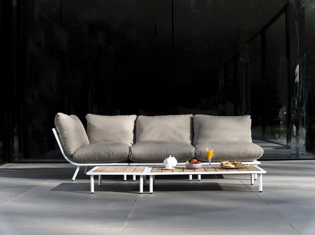 hocker alexander rose beach shell lounge fu auflage kissen grau vom gartenm bel fachh ndler. Black Bedroom Furniture Sets. Home Design Ideas