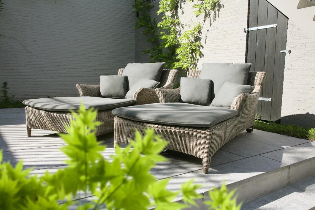 Luxus für die Terrasse und dem Wintergarten. Premium-Designer ...
