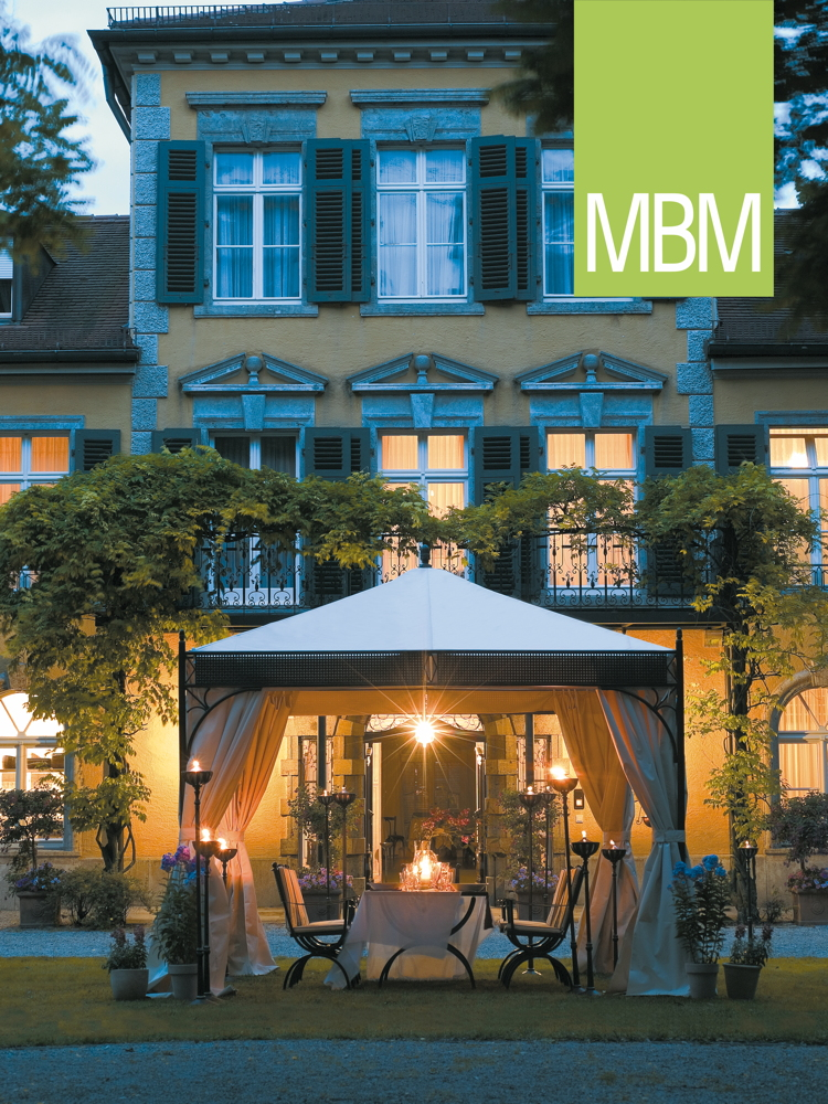 Gartenbank MBM «Romeo Elegance» 3 Sitzer Bank ...