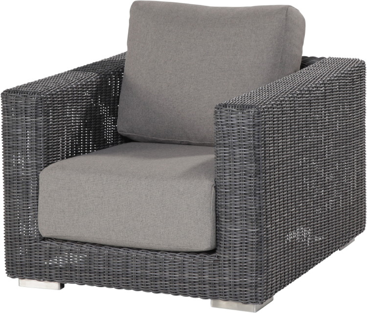 Great Lounge Somerset Lounge Inkl With Polyrattan Sessel Garten