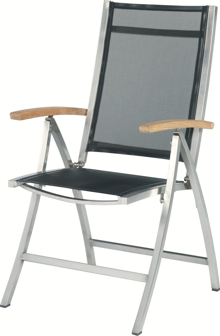 sitzgruppe 4seasons nexxt schwarz gartenm belset dining set 4 edelstahl ebay. Black Bedroom Furniture Sets. Home Design Ideas
