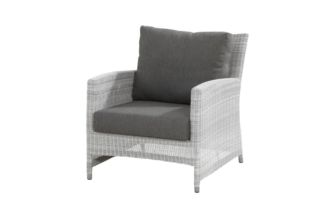 sitzgruppe castillo polyloom ice gartenm bel set 1 loungeset korbgeflecht ebay. Black Bedroom Furniture Sets. Home Design Ideas