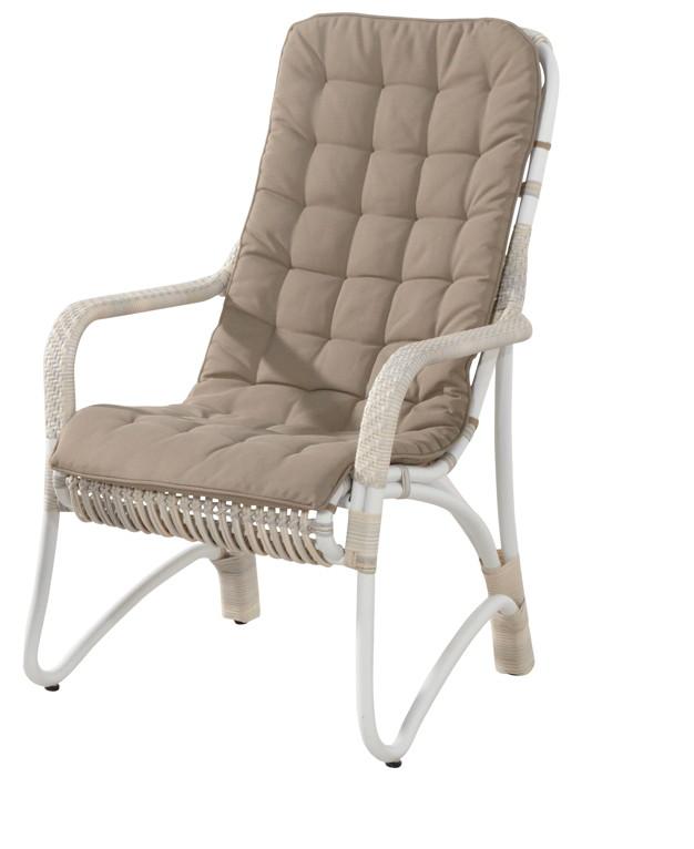 gartenstuhl olivia lounge sessel korbsessel geflecht. Black Bedroom Furniture Sets. Home Design Ideas