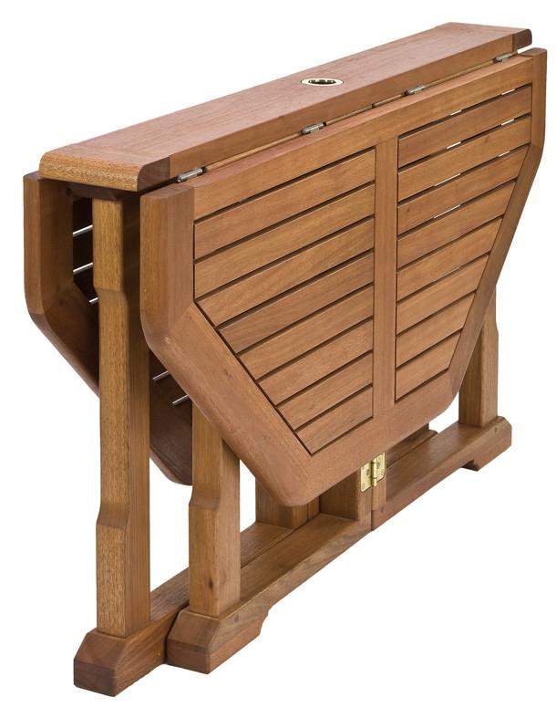 Gartenmobel Selber Bauen Gunstig :  » Klapptisch 8eckig klappbar, Holztisch  GartenmöbelOnlineshop