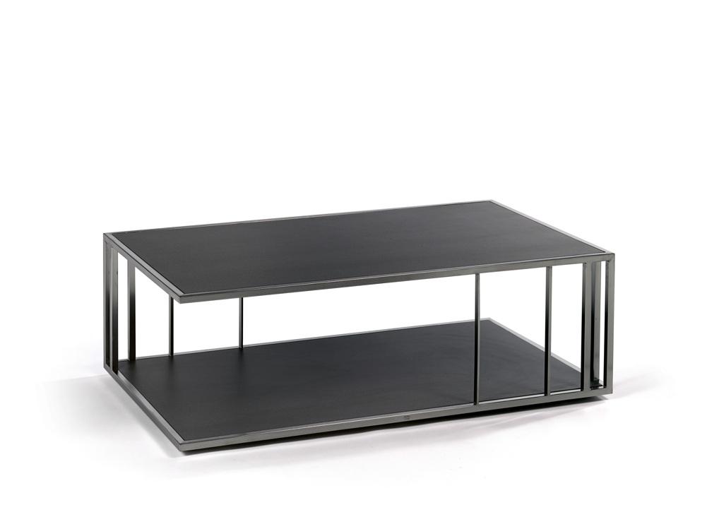 Gartentisch fischer suite couchtisch 120x70 anthrazit for Designer couchtisch anthrazit