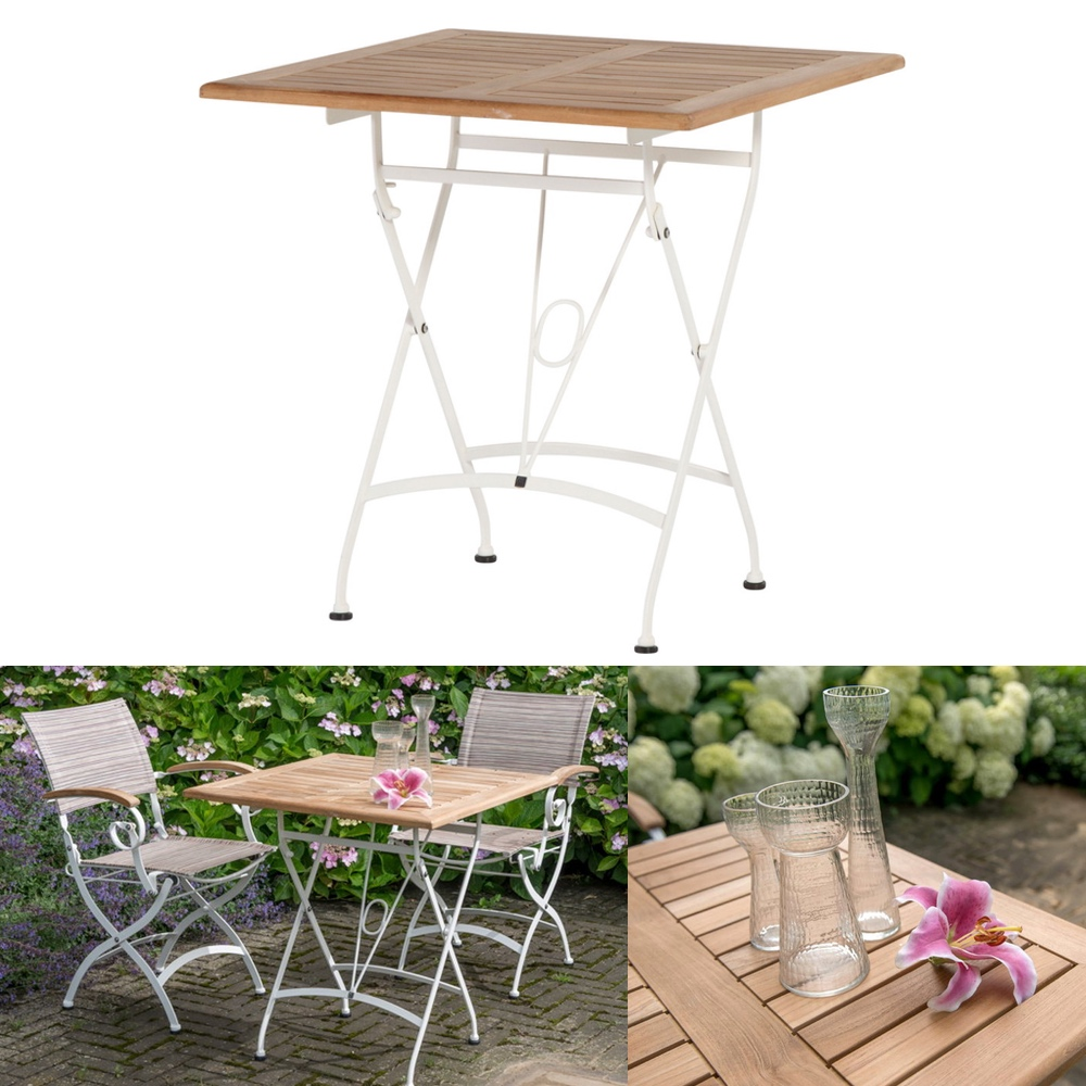 sitzgruppe 4seasons bellini wei set 2 biergarten gartenm belset ebay. Black Bedroom Furniture Sets. Home Design Ideas