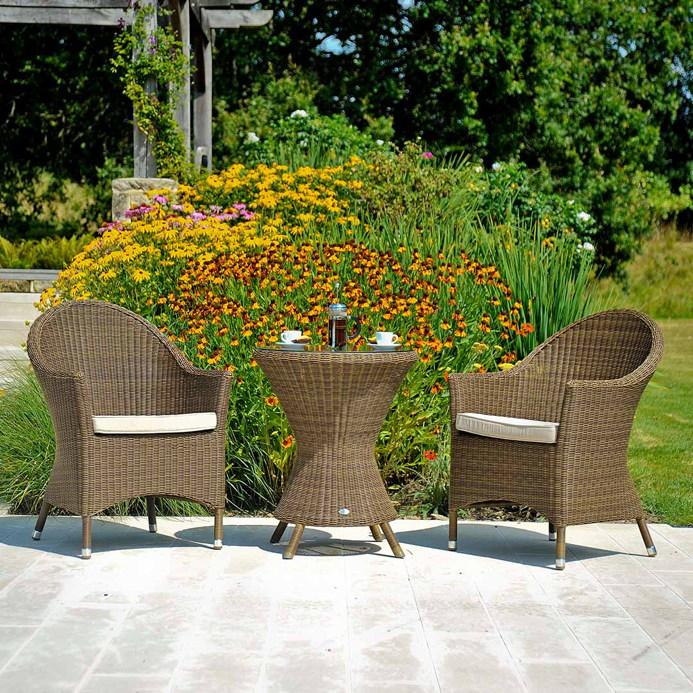 Balkonmobel Rattan Ikea : Sitzgruppe Alexander Rose «SAN MARINO Diningset» Set 4 Korbgruppe