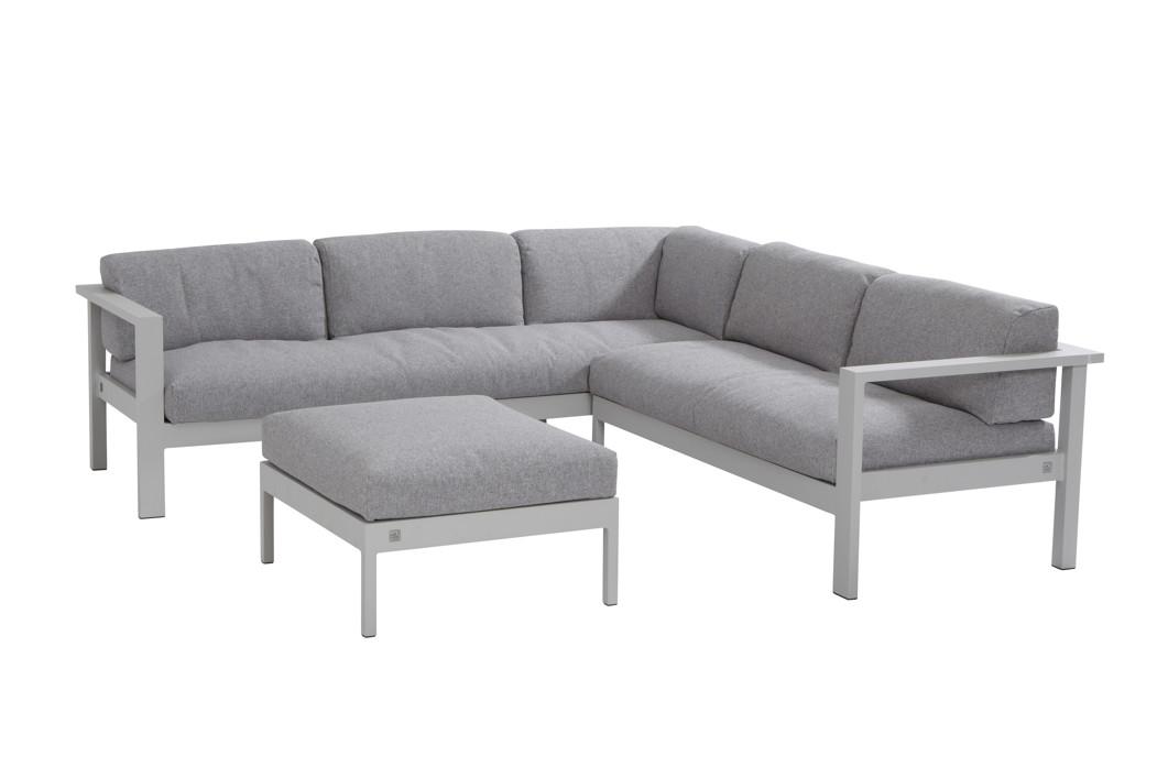 sitzgruppe 4seasons galaxy loungesitzgruppe set 1 gartenm bel aluminium ebay. Black Bedroom Furniture Sets. Home Design Ideas