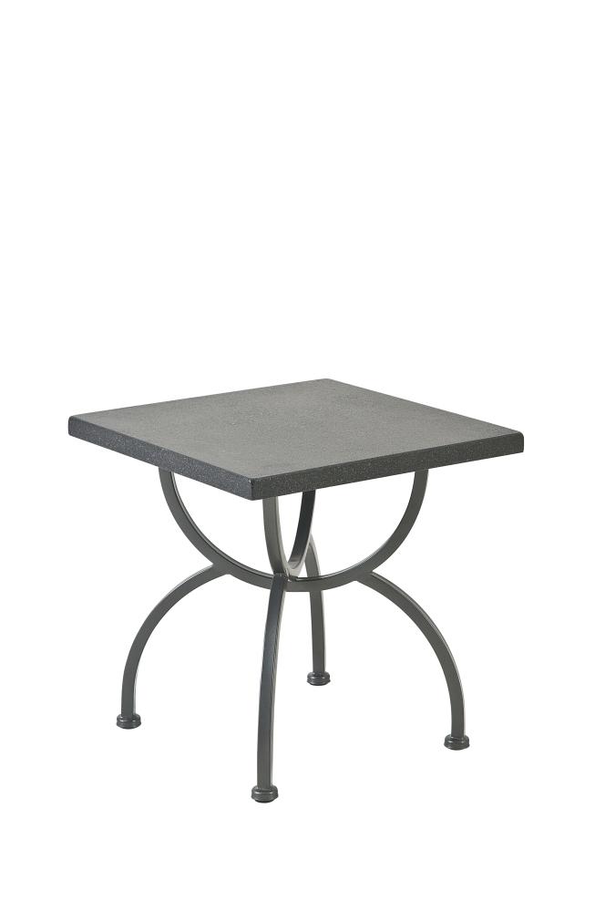 mbm living beistelltisch universal eisen graphite gartenm bel onlineshop. Black Bedroom Furniture Sets. Home Design Ideas