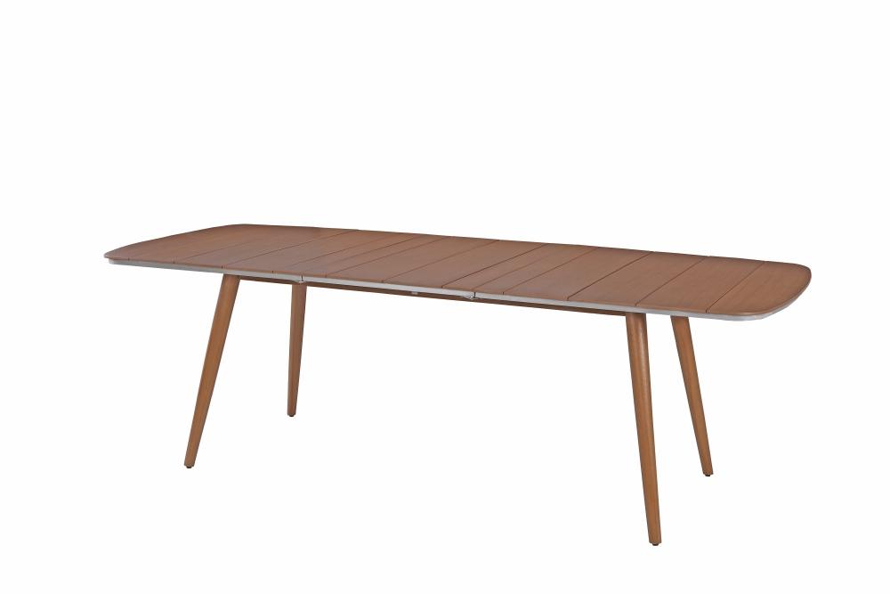 gartentisch mbm living ausziehtisch 180 240x100cm iconic. Black Bedroom Furniture Sets. Home Design Ideas